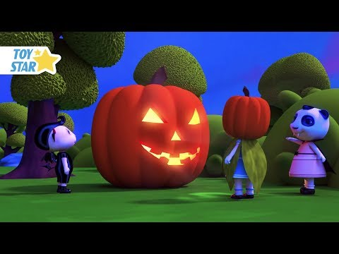 New 3D Cartoon For Kids ¦ Dolly And Friends ¦ Happy Halloween #60