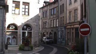 Saint Leonard De Noblat France  city photos : Peter Marshall's France 7 Part 8 St Leonard de Noblat