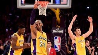 goodbye Kobe。