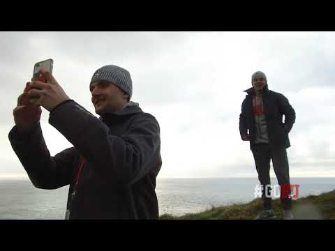 BU Terriers Unleashed - Episode 2 (Friendship Four - Northern Ireland)