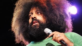 Video Reggie Watts disorients you in the most entertaining way MP3, 3GP, MP4, WEBM, AVI, FLV Juni 2018