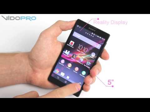 Обзор Sony Xperia ZL (C6503): ну почти флагман (видео)