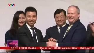 Tập đoàn Sơn Hà phân phối độc quyền bể nước, mái che từ Tập đoàn CST, Mỹ - Đài truyền hình Việt Nam đưa tin