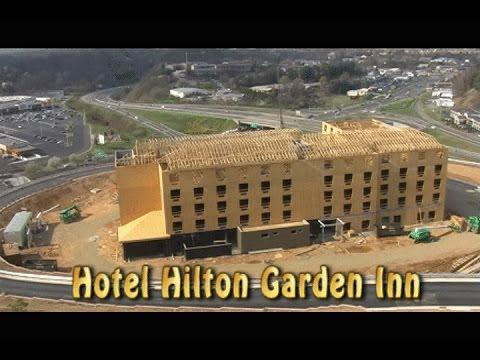 Hotel Hilton Garden Inn at South Peak in Roanoke Virginia