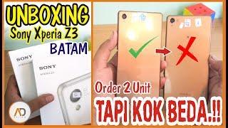 Video UNBOXING Xperia Z3 beli Di BATAM - Order 2 Unit TAPI KOK BEDA.!!! - Sony Xperia Z3 Docomo MP3, 3GP, MP4, WEBM, AVI, FLV September 2017