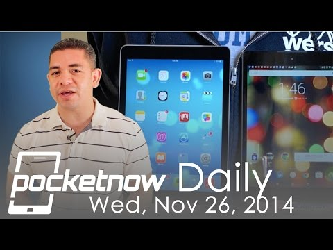 iPhone 6s sapphire, GS5 Lollipop, Tablet decline & more – Pocketnow Daily