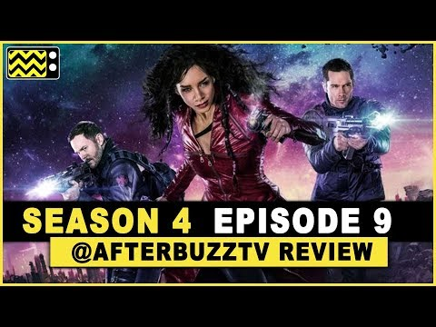 Killjoys Season 4 Episode 9 Review & Reaction with Special Guest Gavin Fox (Gared)