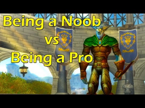 wow - The differences of being a newer player vs being an older player in World of Warcraft. ---wowcrendor links--- My Facebook Page: http://www.facebook.com/crend...
