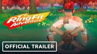 Ring Fit Adventure - Official Trailer by GameTrailers