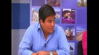 Pulsa para ver el vídeo - «En Persona» Canal 13 Digital Nº 1057; entrevista a Mencey Navarro y Tania Alonso.