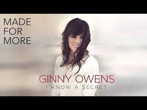 Ginny Owens - Made For More (AUDIO)