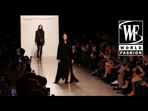Valentin Yudashkin ОсеньЗима 2017-18 Неделя Моды в Париже