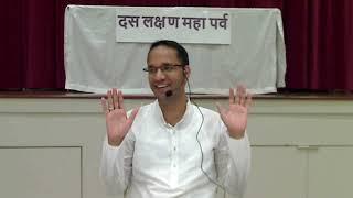 Shastri Vipin Jain Day 2, Sep 15th 2018