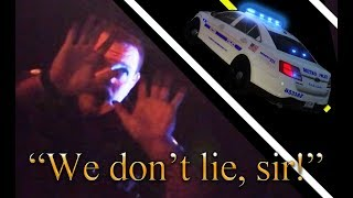 Not Speeding, Dash Cam Proves Nashville Cop is Wrong