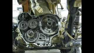 7. Rincon Big Red Gear Reduction Install Part 1 (Disassembly)