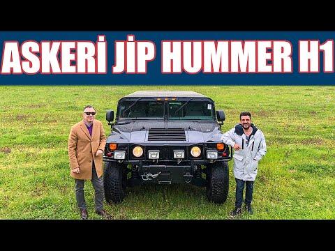 Askeri Jip Hummer H1 видео