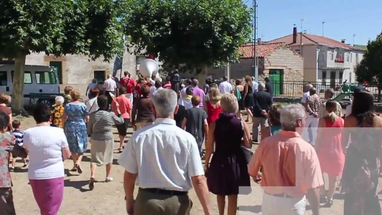 Procesión del día de San Roque - 2011