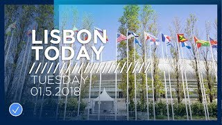 Lisbon Today #3 (1 May 2018): The third day of Rehearsals at the 2018 Eurovision Song Contest