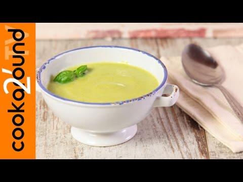 crema di zucchine - ricetta