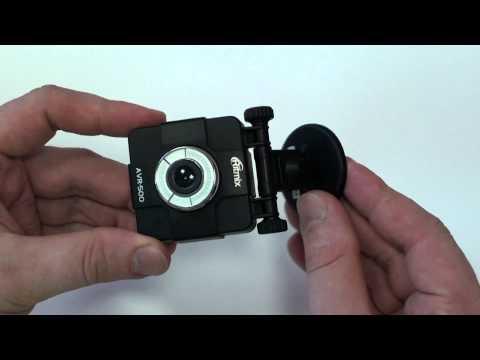 Обзор видеорегистратора Ritmix AVR 500
