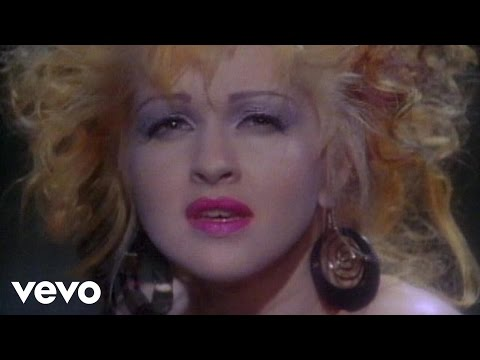 What's Going On (1987) (Song) by Cyndi Lauper