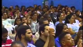 Pr. Robson Silva Ministrando No Congresso De Missões Com Os G.M.U.H Em Aracaju/SE