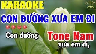 con-duong-xua-em-di-karaoke-tone-nam-nhac-song-trong-hieu