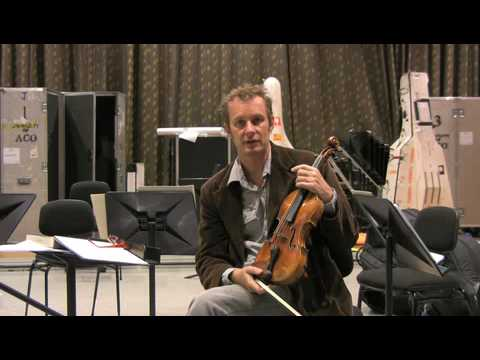 Richard Tognetti records Mozart Violin Concertos