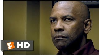 The Equalizer (2014) - Deadly Diner Patron Scene (6/10) | Movieclips