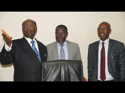 Dr Kirubi, CA call out telcos on call dropping
