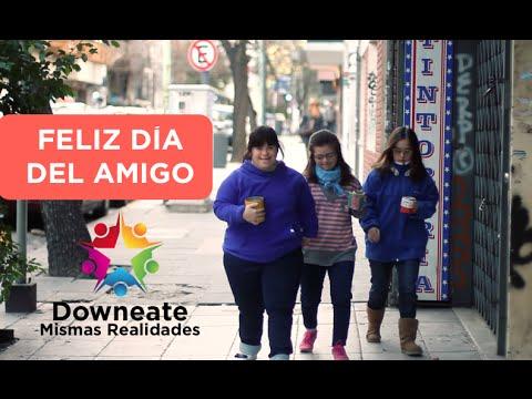 Watch videoFeliz día del amigo