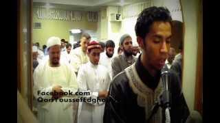 USA Taraweeh 2012 (Night 3, Al-Imraan) + Dua * Qari Youssef Edghouch