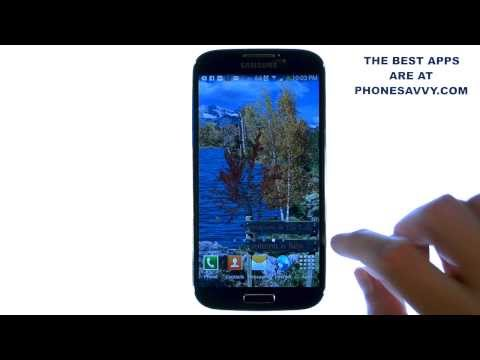 Video of Seasons Live Wallpaper Pro