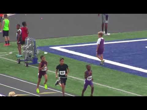 TC Express Chase 800m TAAF Regional Weatherford 2018
