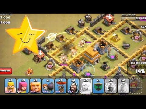 3 Stars for Days! - Clan War - Clash of Clans
