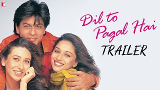 Dil To Pagal Hai - Theatrical Trailer