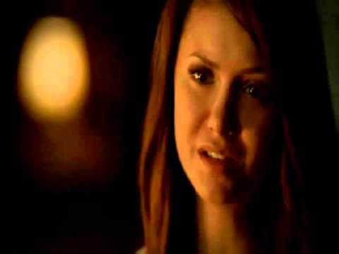 the vampire diaries - finale 4x23 - elena fa la sua scelta