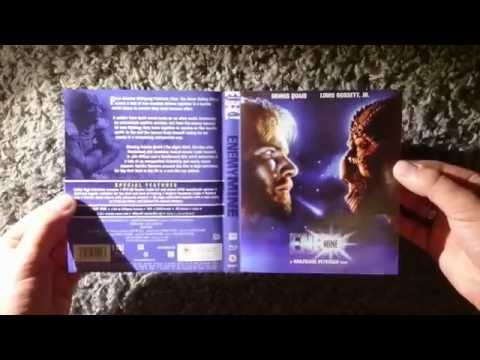 Enemy Mine - Eureka Special Edition  Blu-ray Unboxing