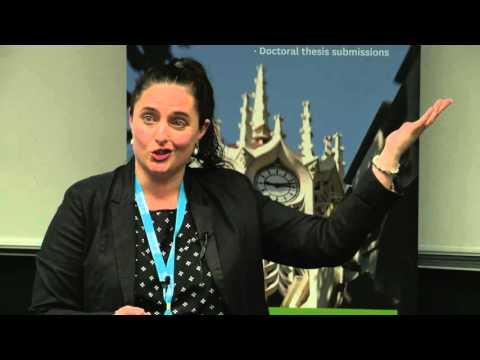 3MT Masters Inter-University Challenge: Nicola Beatson