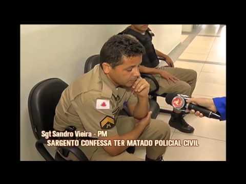 Policial - Um policial civil foi morto a tiros por um sargento da Polícia Militar (PM) no fim da noite de quarta-feira no Bairro Tancredo Neves, em Malacacheta, no Vale...