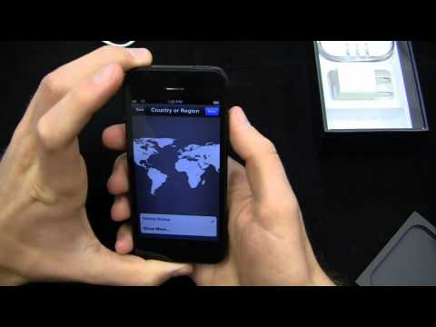 Apple iphone 5 - Apple iPhone 5 review coming soon! Aaron unboxes the Apple iPhone 5 and gives some first impressions. After years of hearing about it, the device is finally ...