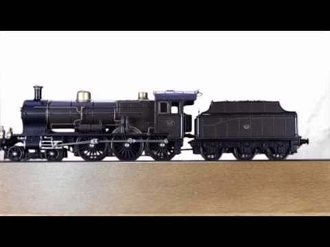 Artitec HO Model Trains, Class 3700 Steam Locomotive Product Review