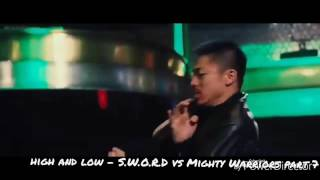 Video High and Low - S.W.O.R.D vs Mighty Warriors part 7 MP3, 3GP, MP4, WEBM, AVI, FLV Juli 2018