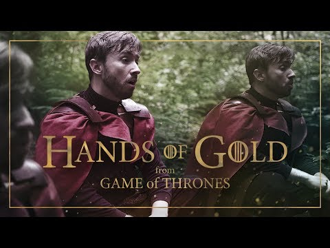"Ed Sheeran  ""Hands of Gold"" Cover by Peter Hollens"