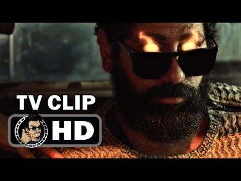 """AMERICAN GODS Official Clip """"Ifrit/Jinn"""" (HD) Mousa Kraish Mystery Series"""