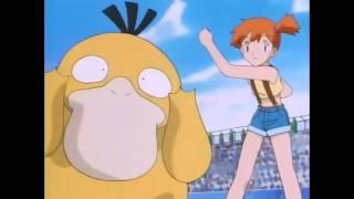 Misty has a battle with team rocket Jessie! Misty picks a good pokemon.... Who will win?