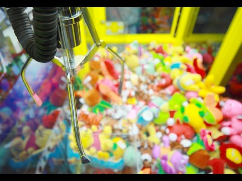 How To Win From a Claw Machine