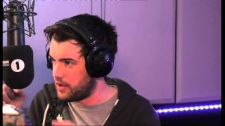 Jack Whitehall pops in to chat to Grimmy