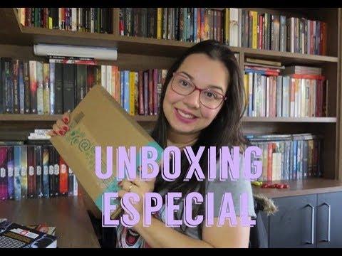 Unboxing Especial Darkside   Blog Leitura Mania
