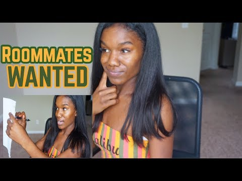Find The PERFECT ROOMMATE || Moving Out At 19